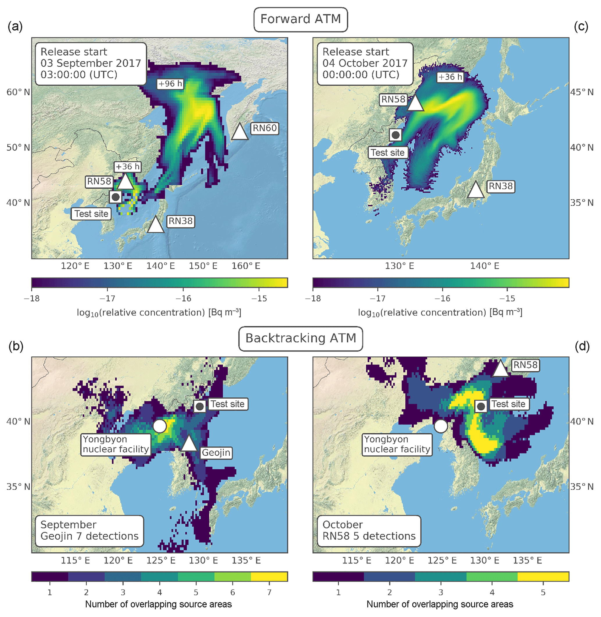 SE - A multi-technology analysis of the 2017 North Korean nuclear test